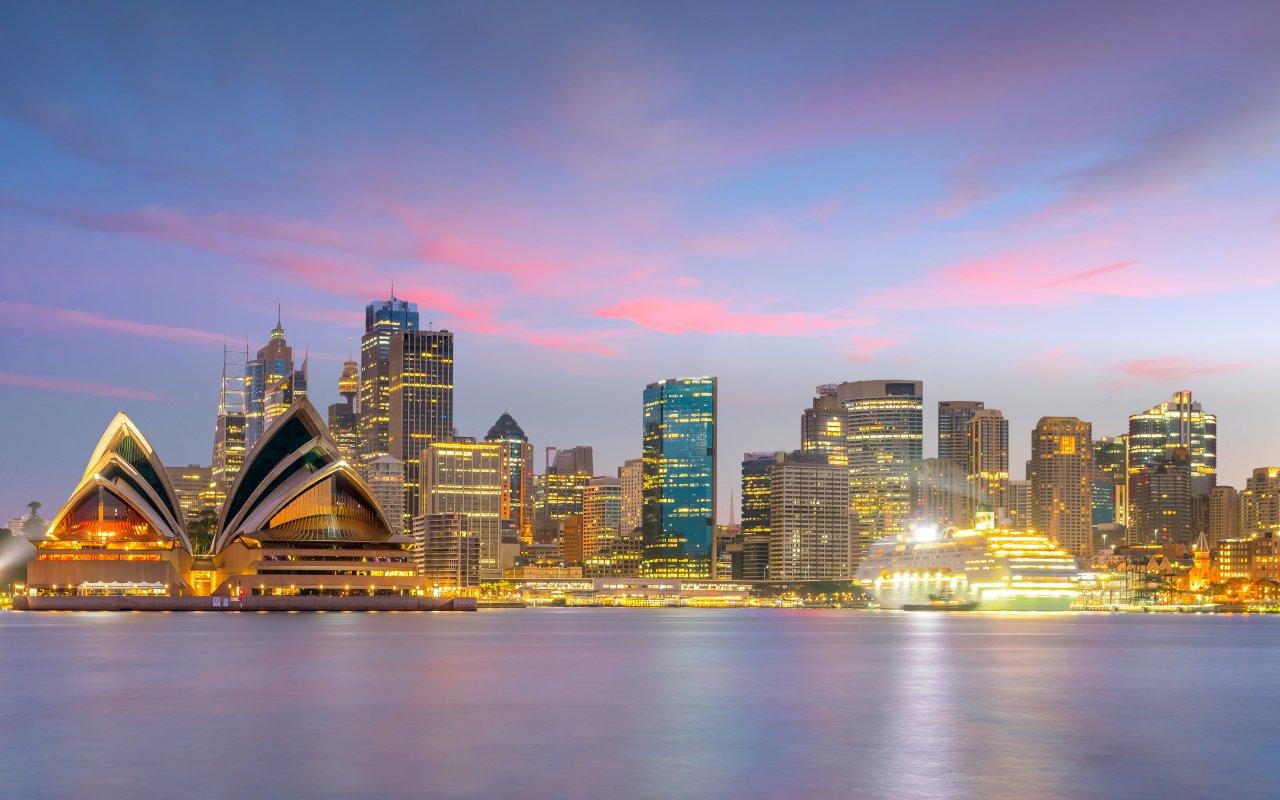 sydney en australie - terra australia