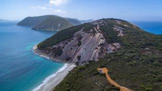 Bald Head Ithmus - Torndirrup national park - voyage australie terra australia