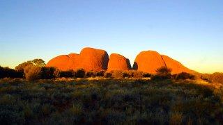 kata tjuta - voyage australie