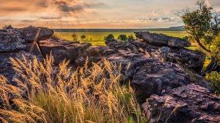 ubirr rock - voyage australie terra australia