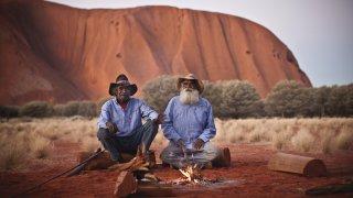 Uluru, Ayers Rock le rocher sacré d'Australie