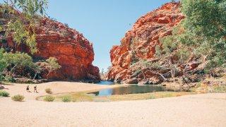 west macdonnell national park - voyage australie terra australia