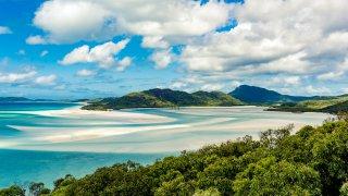 Les Whitsundays et Airlie Beach