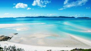 Les îles de la Grande Barrière