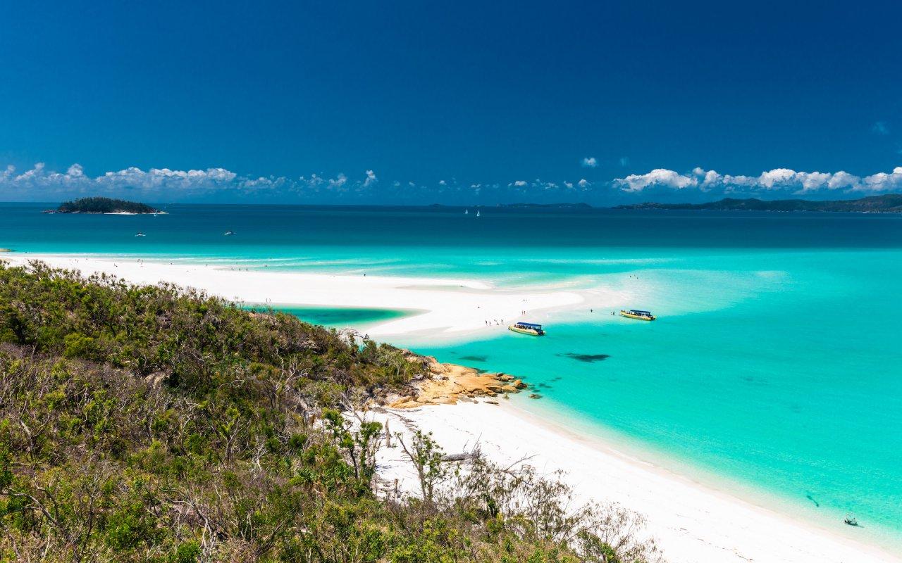 Whitehaven Beach - Whitsunday Island