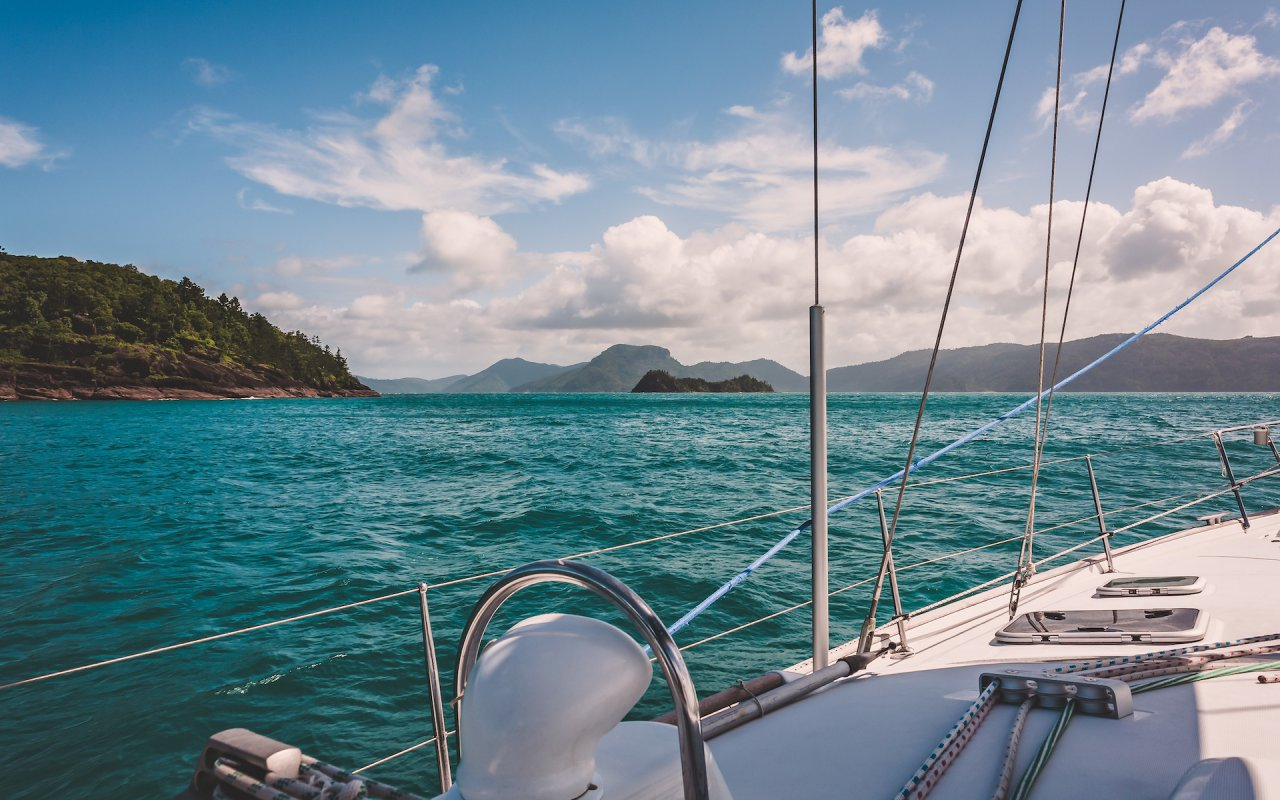 Croisière voilier Whitsunday