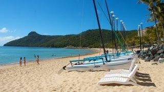 whitsundays hamilton island plage - voyage australie terra australia